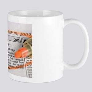 Wanted: 1 Kidney Mug